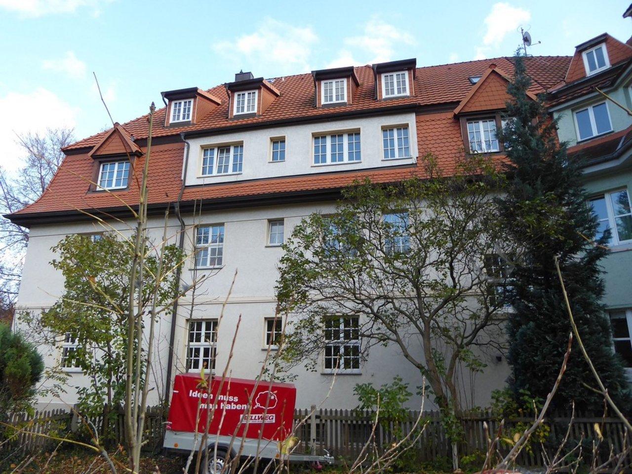 Praktische, moderne 3-Zimmerwohnung nahe dem Stadtzentrum-Hausansicht