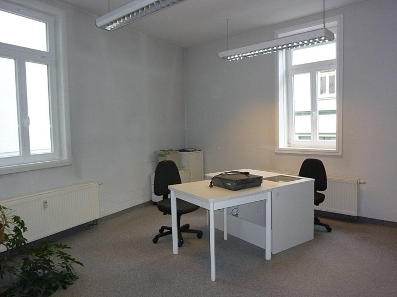 Repräsentatives, großzügiges Büro mit Parkplätzen im Stadtzentrum-Weiteres Büro
