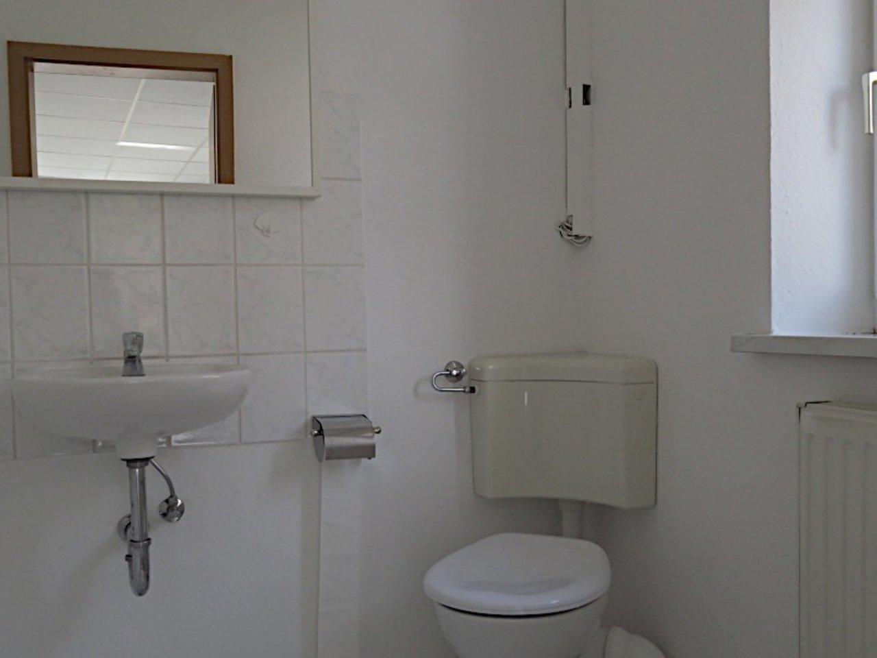 Ansprechendes Ladenlokal bzw. Büro im Zentrum von Arnstadt-WC