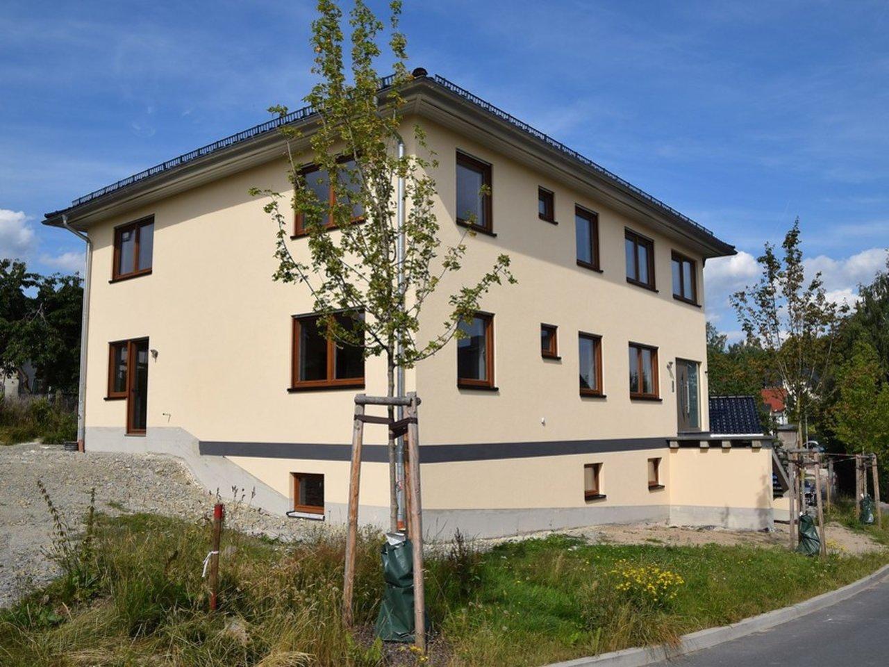 Zauberhafte, familienfreundliche 4-Zimmerwohnung - Neubau Erstbezug!-Hausansicht