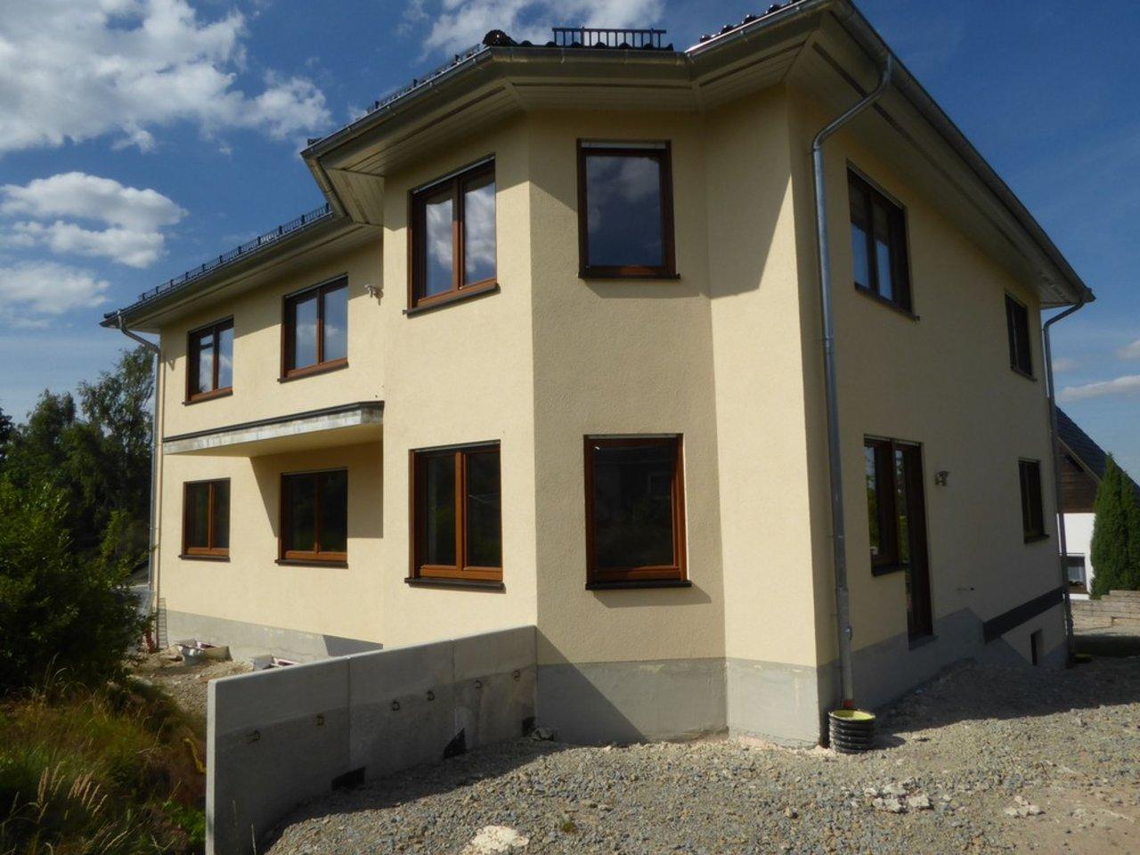 Zauberhafte, familienfreundliche 4-Zimmerwohnung - Neubau Erstbezug!-Südansicht