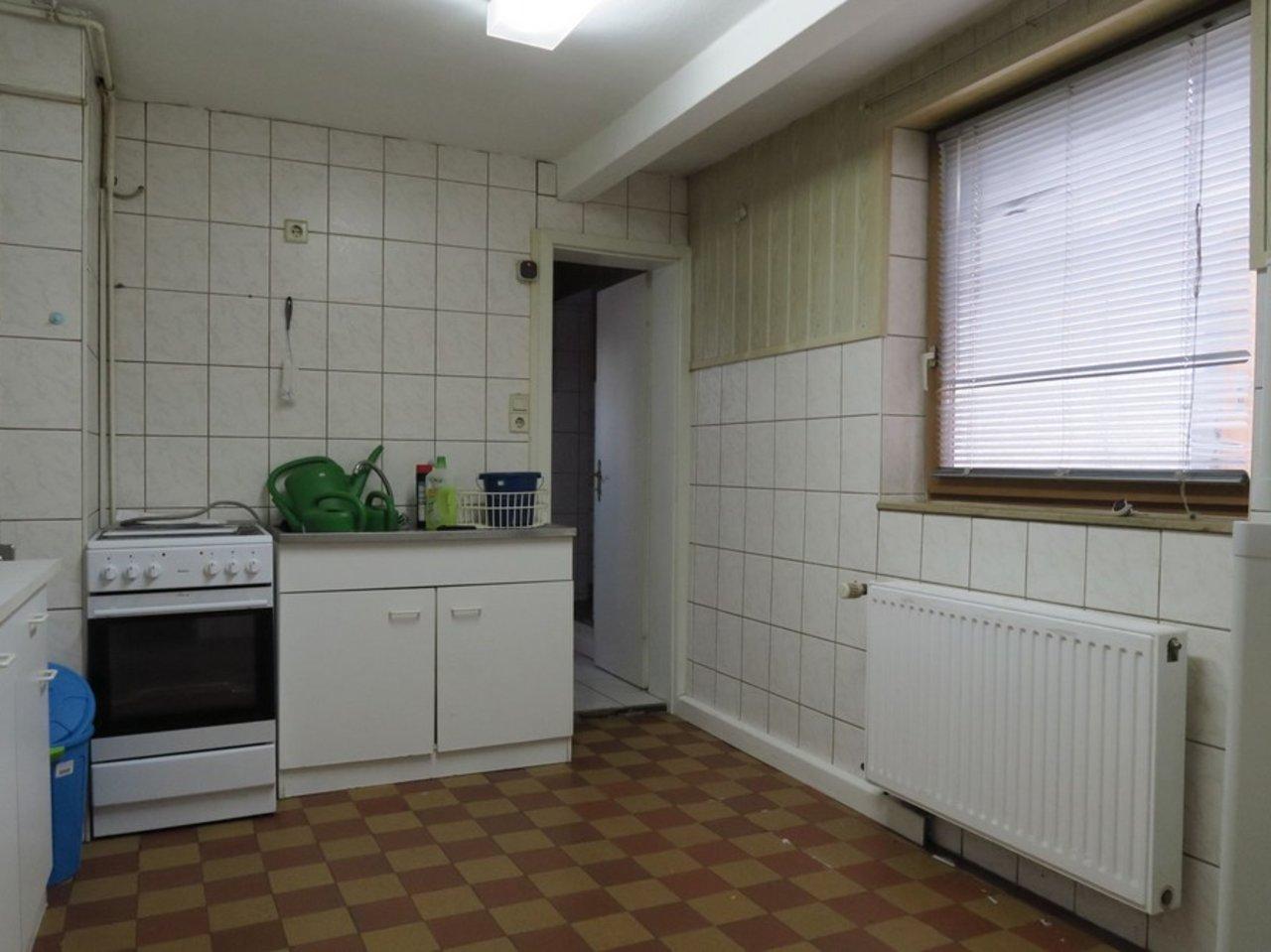Ganz viel Wohnen für kleines Geld!-DHH - Küche