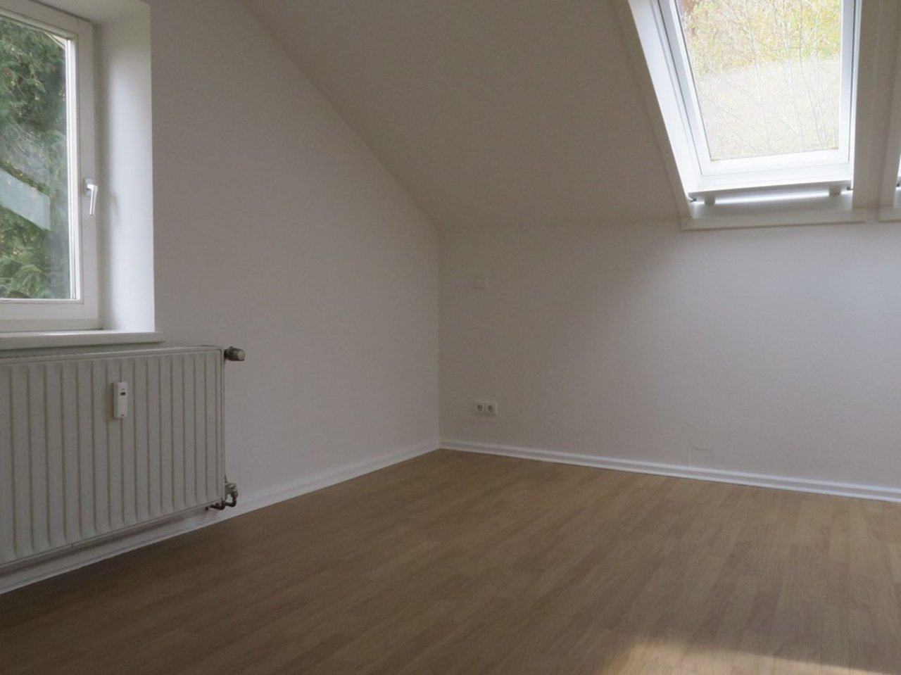Sonnige, familienfreundliche Wohnung am südlichen Stadtrand von Arnstadt-Schlafen
