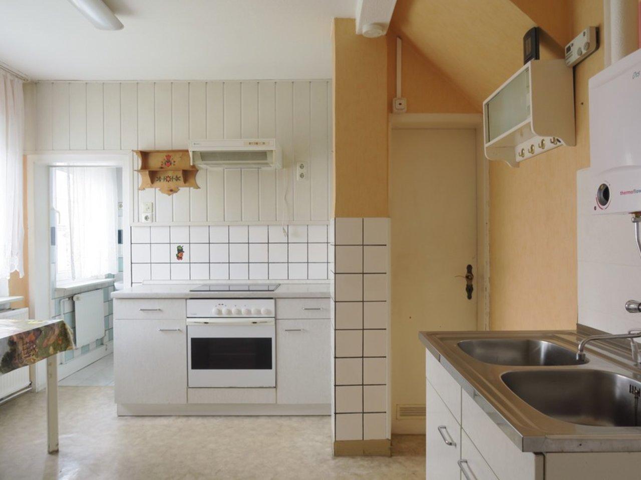 Modernisierungsbedürftiges EFH in beliebter Lage von Arnstadt-Küche
